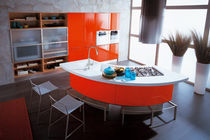 design lacquer kitchen MAURA CUCINE LUBE