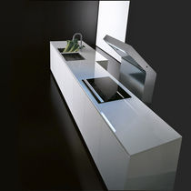 design lacquer kitchen L'EVOLUZIONE by Giancarlo Vegni EFFETI INDUSTRIE