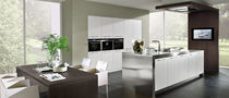 design lacquer kitchen (with island) 6000 HÄCKER