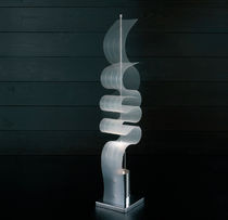 design light column (polypropylen) ALLA LUCE: PAUSA by Nicolas Vavassori Toffolights
