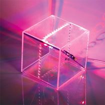 design light cube POESIE by Annia Codarri ELINCA SRL Innovative Lighting