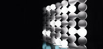 design light screen BAGIGIO by Simone Micheli Myyour