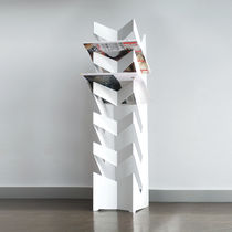 design magazine rack NEWS  RADIUS DESIGN