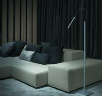 design metal floor lamp (adjustable) LUCCAS 50 by Ramon Benedito Modiss Iluminacion