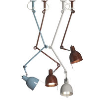 design metal pendant lamp PJ by Ann Morsing Beban Nord ORSJO