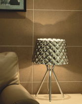 design metal table lamp SILVIA by Olivier Desbordes Illuminati Lighting srl