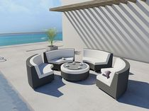 design modular garden sofa ISLAND SOFA  FREELINE International bv