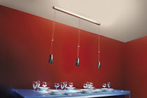design pendant lamp 1-2-3 LIGHT by Michael Rösing & Ralph Kräuter ABSOLUT LIGHTING