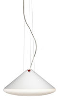 design pendant lamp (glass) DROPLIGHT by Matti Klenell ORSJO