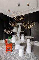 design pendant lamp (glass) HERACLEUM by B.Pot & M.Wanders moooi