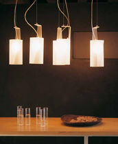 design pendant lamp (methacrylate) SIMPATY by Delineodesign CASAMANIA