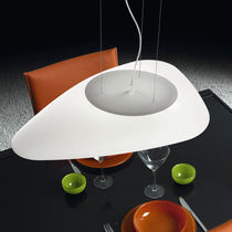 design pendant lamp (polyethylene) STONE by J.Puig & J.Novell alma light