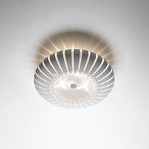 design polycarbonate ceiling lamp MARANGA by Christophe Mathieu Marset Iluminacion