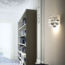 design polycarbonate wall light DISCOCÓ by Christophe Mathieu Marset Iluminacion