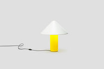 design resin table lamp TOPP by Hallgeir Homstvedt  Established and sons