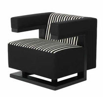 design sled base armchair by Walter Gropius (Bauhaus) F 51 Tecta