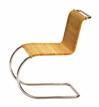 design sled base chair by Ludwig Mies Van Der Rohe (Bauhaus) B 42 Tecta
