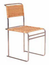 design sled base chair by Marcel Breuer (Bauhaus)  Tecta