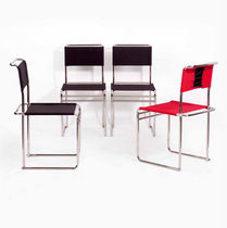 design sled base chair by Marcel Breuer (Bauhaus) B 40 Tecta