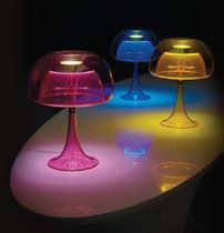 design table lamp (acrylic) AURELIA QisDesign