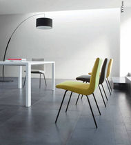 design upholstered chair by Pierre Paulin TV Ligne Roset France
