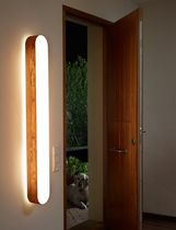 design wall light (wood) I-CLUB AG by Burkhard Dämmer Lzf-Lamps
