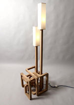 design wooden floor lamp  ARCA