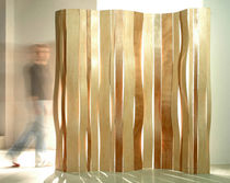design wooden screen SWELL by LN BOUL Vange