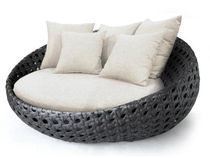 designer garden daybed TF 0871 Nature Corners Co.,Ltd.