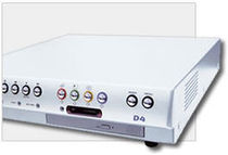 digital CCTV video recorder for remote monitoring COMPACT 4 DEDICATED MICROS