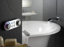 digital mixer tap for bath-tub ILUX_BATH_S1 aqualisa