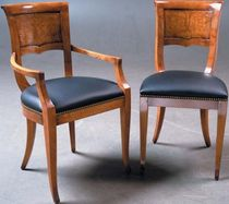 Directoire classic style chair 820-AUW & 820-SUW  William Switzer