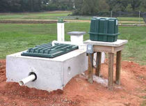 domestic wastewater treatment plant RETROFAST® biomicrobics