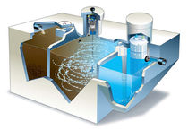 domestic wastewater treatment plant SNGULAIR&reg; Norweco