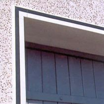 door and window frame VINYCOM VINYLIT FACADE - ITE