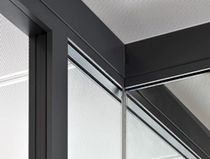 double glass removable partition 8000 NG SAS International
