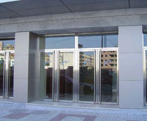 double-swing door for commercial buildings MS-400 GRUPSA