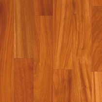 doussie engineered wood floor (PEFC certified) AMBIANCE® PARQUETS MARTY