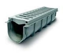 drain channel with grating  REDI