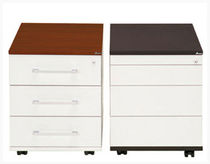 drawer pedestal with casters 05 MSL Interiors Ltd