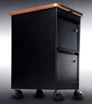 drawer pedestal with casters VERSA Versa Products, Inc.