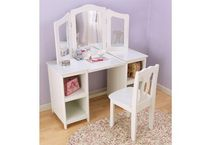 dresser for kids (girl) DELUXE KidKraft