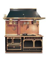 dual fuel range cooker/boiler (wood burning, gas, electric) GGL190 RESTART