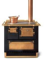 dual fuel traditional range cooker (wood burning, wood pellet) CNL452 RESTART