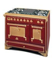 dual gas and electric range cooker ELG100 RESTART