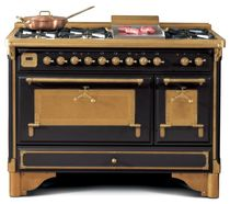 dual gas and electric range cooker ELG120 RESTART