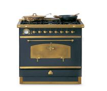 dual gas and electric range cooker ELG102 RESTART