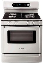 dual gas and electric range cooker HDS7282U BOSCH