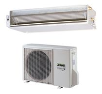 duct air conditioner (split system, inverter) EXCI AERMEC