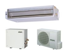 duct air conditioner (split system, reversible) EXC AERMEC